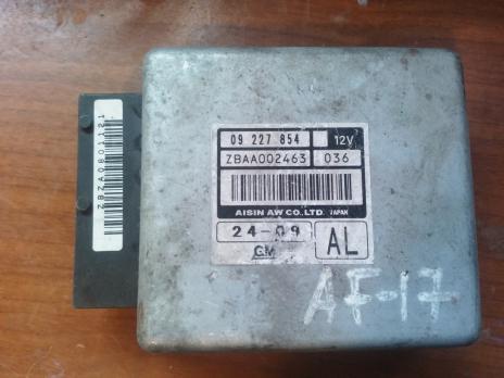 Блок управления airbag Opel Zafira A / ASTRA G 09227854