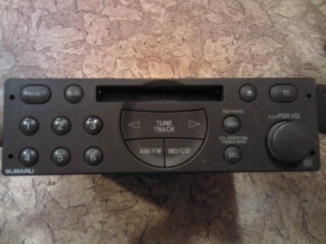 Магнитола Subaru H6248xa500