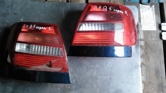 Фонари  задние Audi A4 B5 седан рестаил 8D0945095F