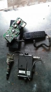 Блок управления телефоном Ауди А4 B5 8D0862333