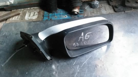 Зеркало правое механическое  Opel Astra G 09142087