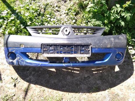 Бампер передний Renault Logan 1 6001549907 , rn04058ba