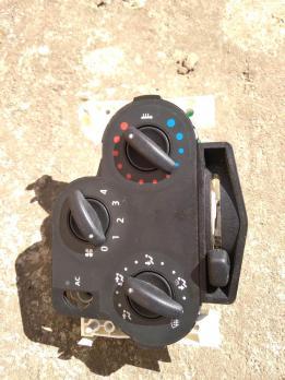 Блок управления отопителем Renault Logan 1 6001547667