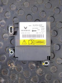 Блок управления AIR BAG Renault Logan 1 8200702320